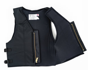Ride Right 1000 Series Saddle Bronc Vest - Polyduct Open