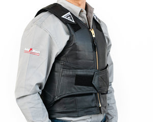 1014 Phoenix Rough Rider Adult Rodeo Vest Right Side