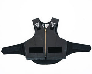 1014 Phoenix Rough Rider Adult Rodeo Vest Open Wrap