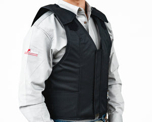 Ride Right 1100 Series Bareback Vest - Polyduct Right Side