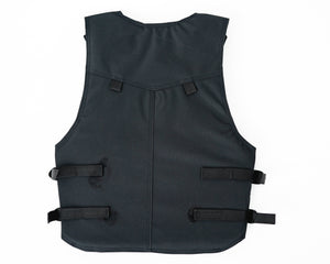 Ride Right 1100 Series Bareback Vest - Polyduct Flipped