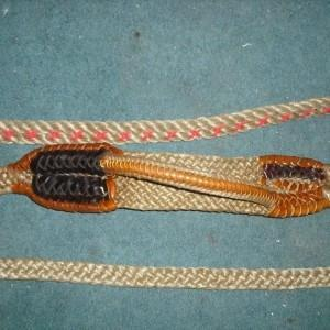 1RM Custom Offset Brazilian Poly Bull Rope