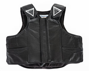 2030 Phoenix Pro Max Youth Rodeo Vest in Leather
