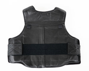 2030 Phoenix Pro Max Youth Rodeo Vest in Leather Back