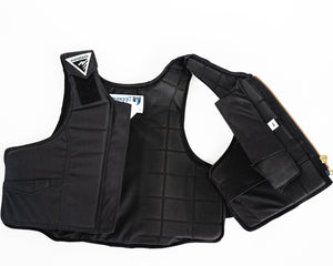 2035 Phoenix Pro Max Youth Rodeo Vest in Nylon Open