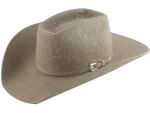 American Hat Custom Felt 20x Grizzly