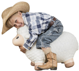Mutton Buster Riding Toy
