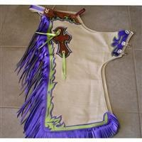 Bath Chaps Custom Rodeo Chaps Style 4