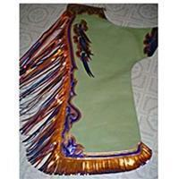 Bath Chaps Custom Rodeo Chaps Style 10