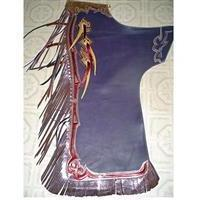 Bath Chaps Custom Rodeo Chaps Style 11