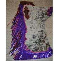 Bath Chaps Custom Rodeo Chaps Style 17