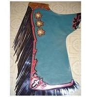 Bath Chaps Custom Rodeo Chaps Style 18