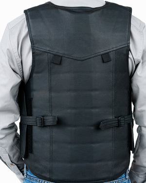 2020 Phoenix Pro Max Adult Rodeo Vest Back