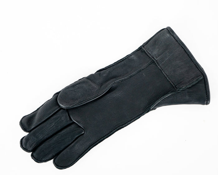 Church Hill Bull Riding Glove - Black