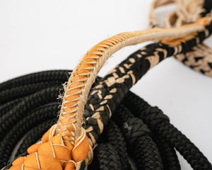 "Colored Pro Series Bull Rope 7/8"" Handle"