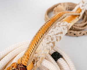 "Colored Signature Series Bull Rope 7/8"" Handle"