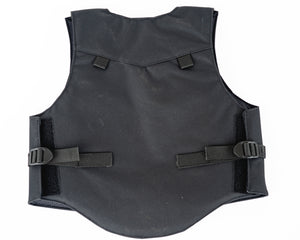 Ride Right Youth Competitor Vest Back