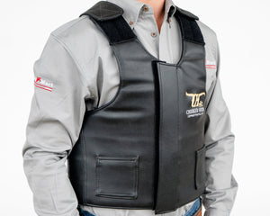 Crooked Horn All Around Rodeo Vest - Right Side