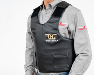 Crooked Horn All Around Rodeo Vest - Left Side