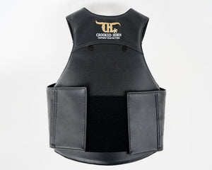 Crooked Horn All Around Rodeo Vest - Flipped