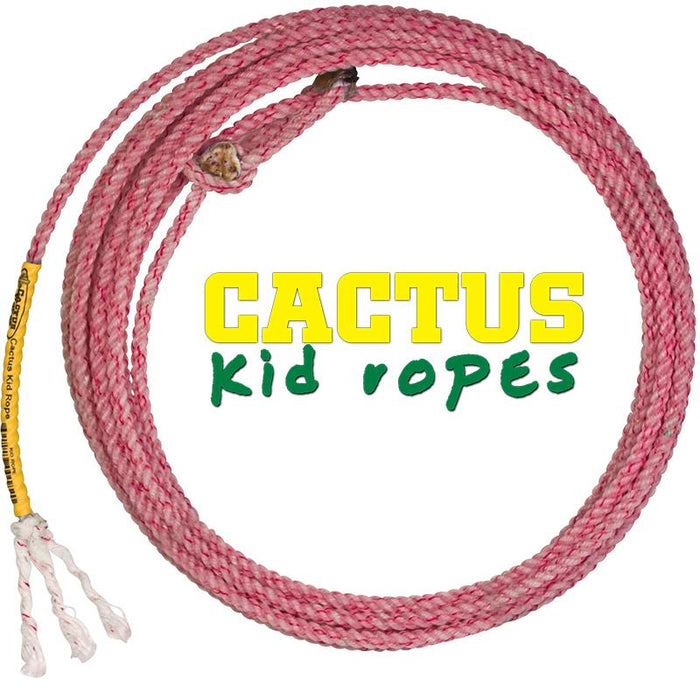 Cactus Kid Rope 3 Strand Youth Team Rope