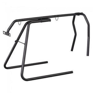 metal roping dummy collapsible