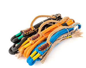 Colored American Calf Ropes