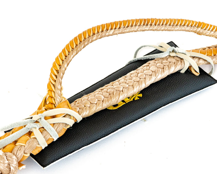 Crooked Horn Bull Rope Pad