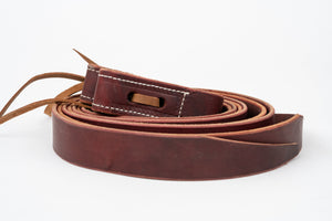 Elite Series Leather Rough Stock Latigo