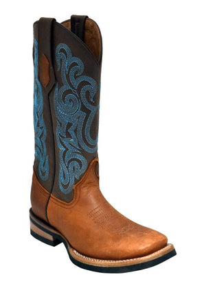 Ferrini Ladies Maverick Brown S-Toe