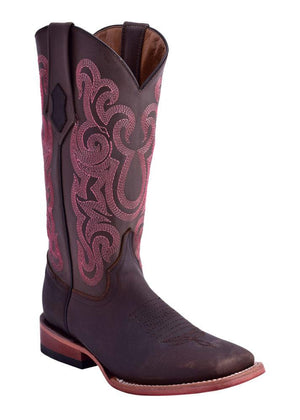 Ferrini Ladies Maverick Chocolate S-Toe