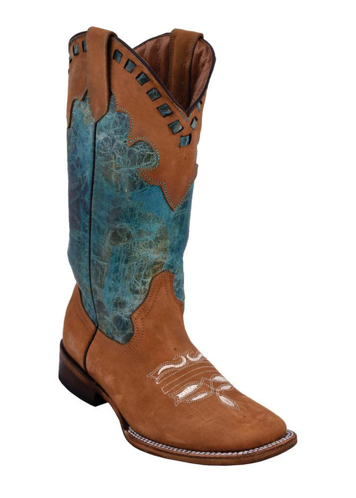 Ferrini Ladies Old West Honey S-Toe