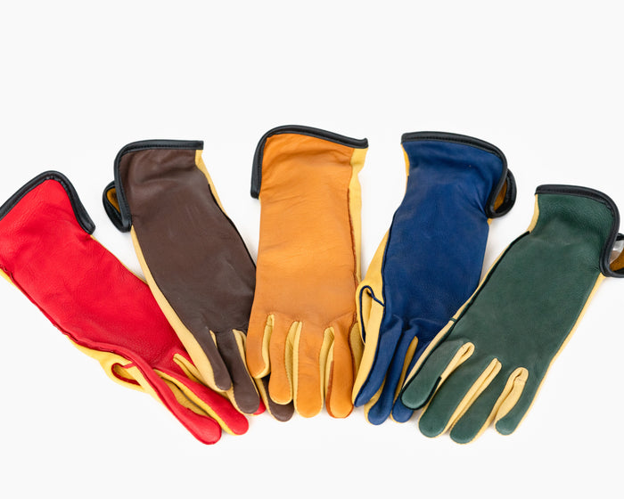 Geier Youth Two Tone Bull Riding Glove