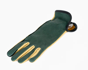 Youth Two Tone Bull Riding Glove