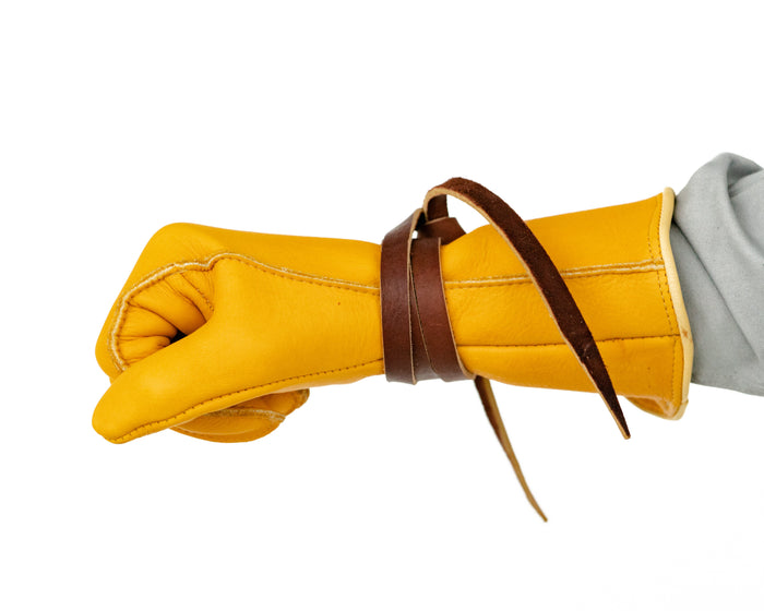 Large Youth Glove Tie - 38""