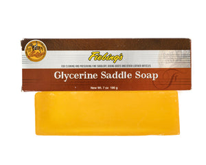 Glycerin Saddle Soap Bar