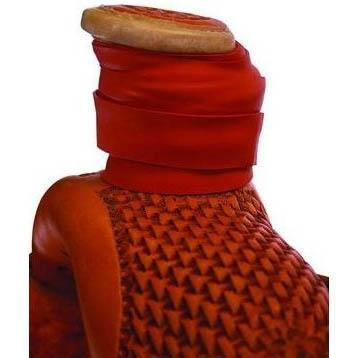 Horse-Craft Red Dally Wraps