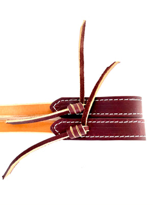Harness Leather Standard Roping Rein