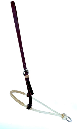 Standard Single Rope Braided Noseband
