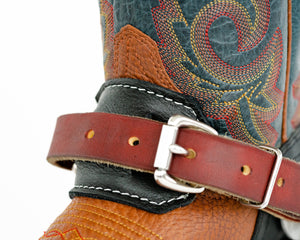 Boot Spur Strap Cover