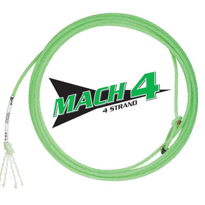 FAST BACK MACH4 4 STRAND HEAD ROPE