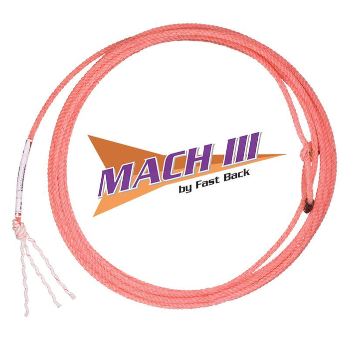 FAST BACK MACH 3 STRAND HEAD ROPE