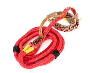 Beastmaster Red Mini Bull Rope