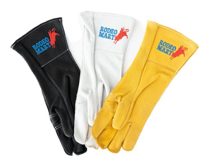 Rodeo Mart Bull Riding Gloves