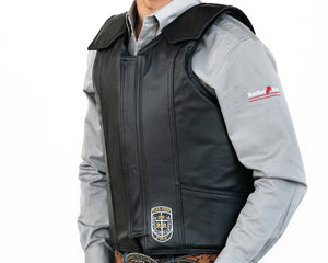 Ride Right PR8 Adult Rodeo Vest Left Side