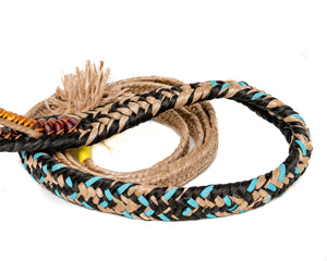 Rodeo Mart Colored American Bull Rope 7/8""