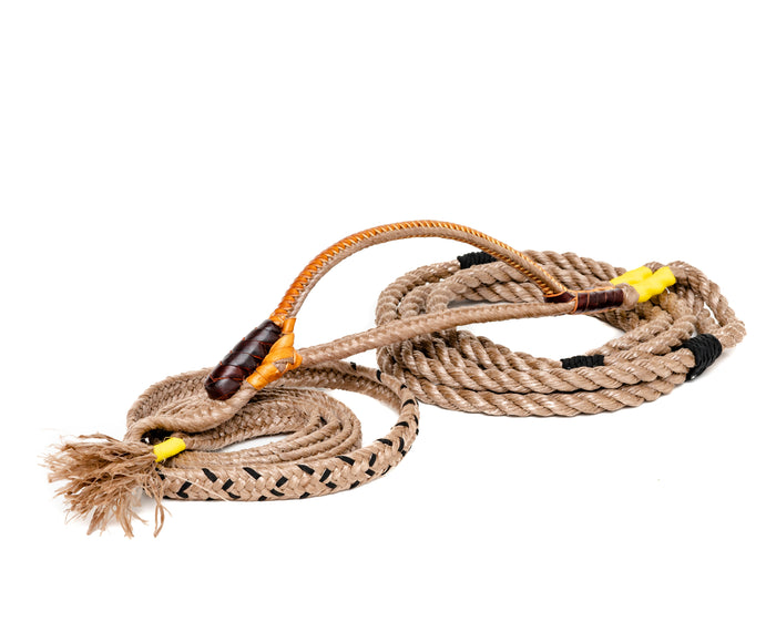 Rodeo Mart Traditional Brazilian Bull Rope 3/4""
