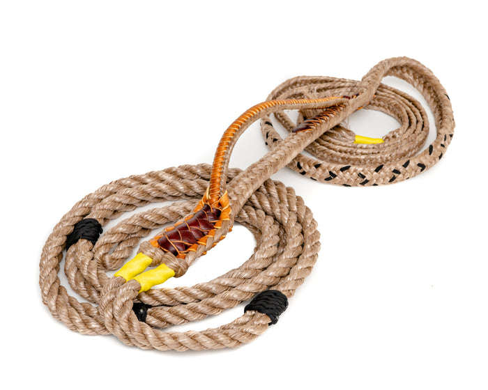 Rodeo Mart Traditional American Bull Rope 3/4""
