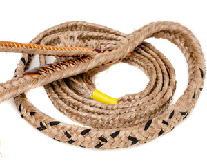 Rodeo Mart Traditional American Bull Rope 7/8""