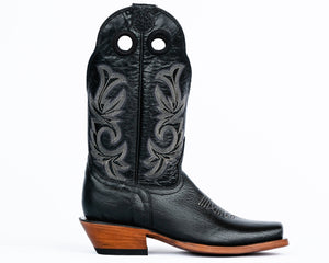 Beastmaster Roughstock Boot - Black Side View